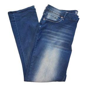 Hydraulic Nolita Curvy Micro Boot Jeans Size 22W
